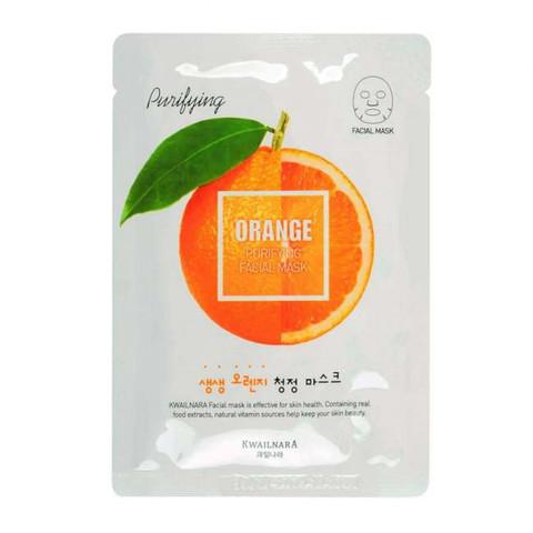 ВЛК Kwailnara Маска для лица освежающая Kwailnara Orange Purifying Facial Mask (10702070/070519/0079