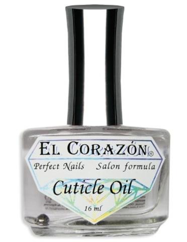 El Corazon лечение 405 Масло для кутикулы с ароматом земляники