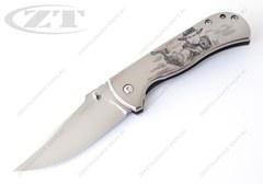 Нож Les George Talos Texas Ranger
