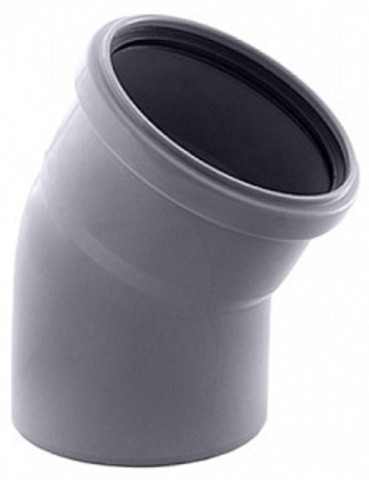 Ostendorf HTB 50 мм 30° отвод канализационный (112110)