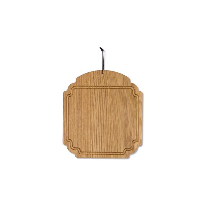 Доска разделочная Butter, квадратная, Золотой дуб, арт. 550188 - фото 1