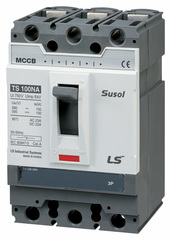 Автоматический выключатель TS100N (50kA) ETS23 40A 3P3T