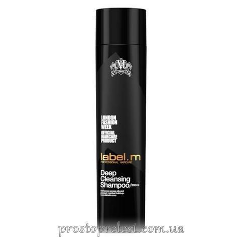 Label.M Deep Cleansing Shampoo - Шампунь глубокая очистка