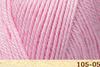 Пряжа Fibranatura Luxor 105-05 (Розовый)