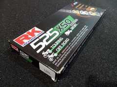 Цепь RK Japan 525 XSO 120 CLF