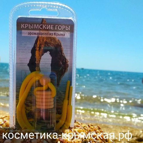 Ароматизатор авто «Крымские горы»™Ароматы Крыма