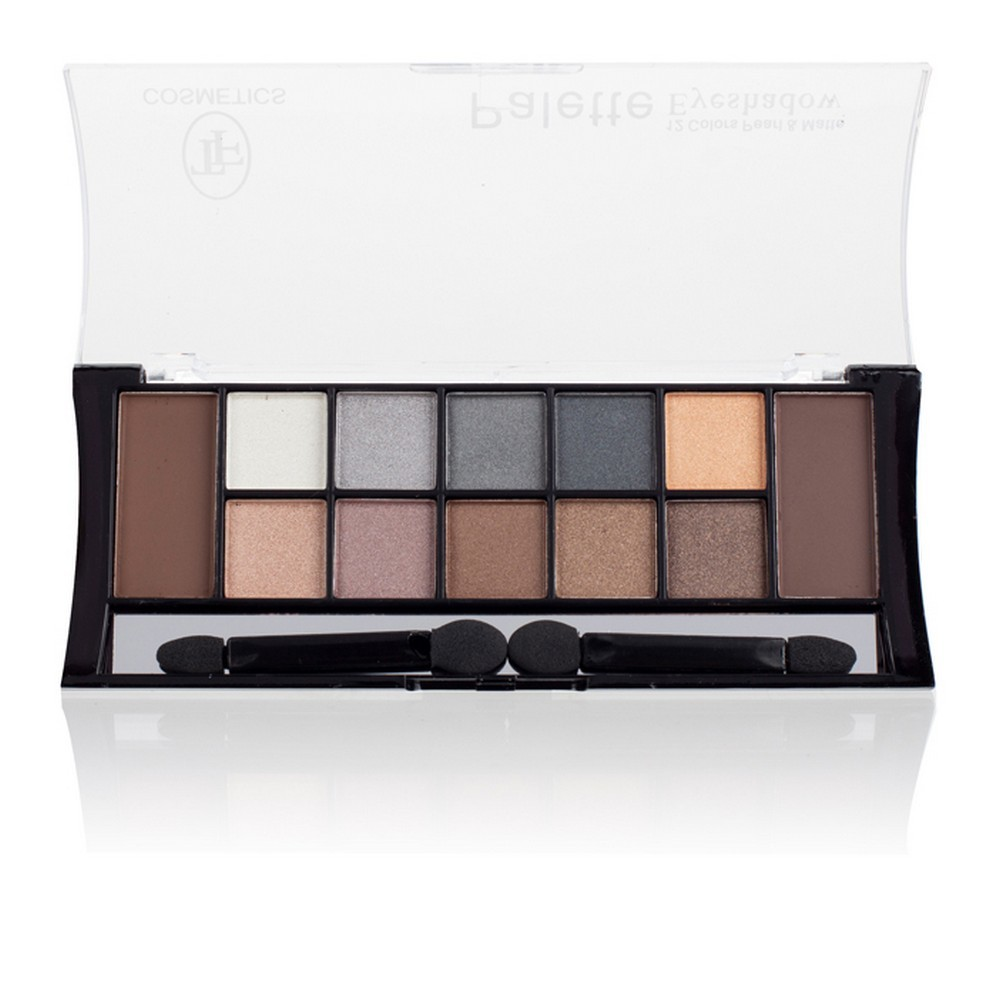 Набор теней 12 цветов Color Palette Eyeshadow