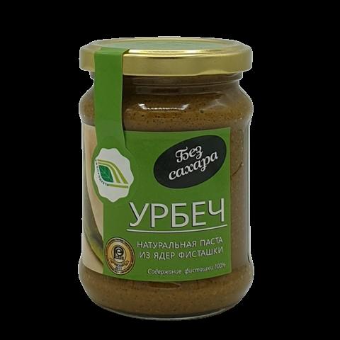 Урбеч натуральная паста из ядер фисташек БИОПРОДУКТ, 280 гр
