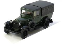 GAZ-4 Pickup 1932-1936 dark green 1:43 Nash Avtoprom
