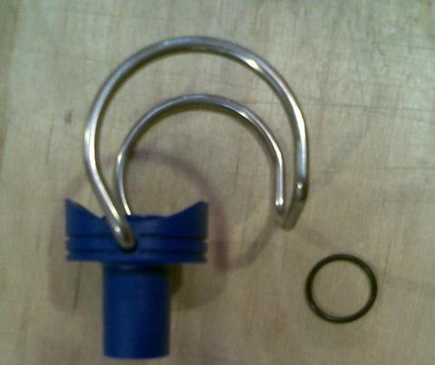 13246017 Ниппель вакуумный с ответной частью диа.51 мм