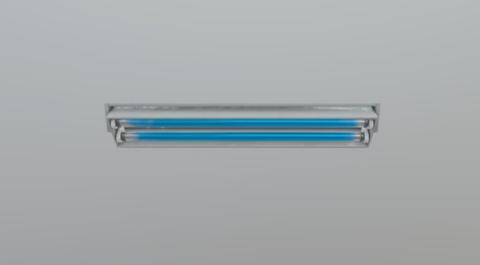 Облучатель бактерицидный стационарный ОБС 2х30-150