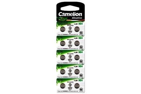 Э/п Camelion AG4 BL-10