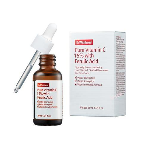 By Wishtrend Pure Vitamin C 15% with Ferulic Acid 30мл