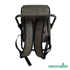 Стул для пикника без спинки Green Glade M1102 с сумкой-холодильником
