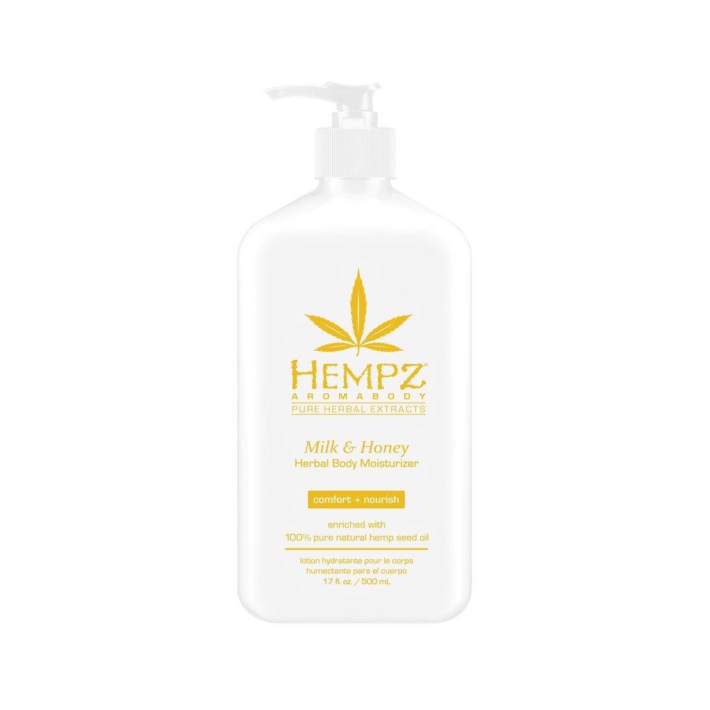 Молочко для тела HEMPZ Tahitian Vanilla & Ginger Herbal Body Moisturizer 500 мл