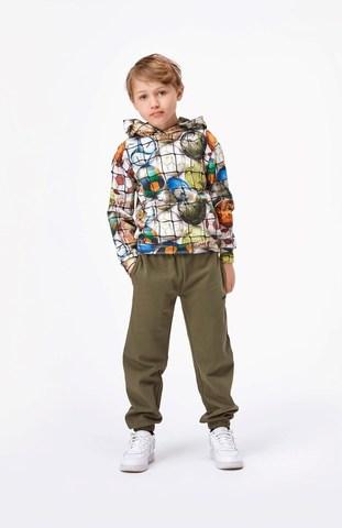 Molo Romo Footballs толстовка  для мальчика