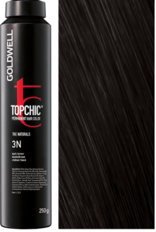 Goldwell Topchic 3N темно-коричневый - TC 250ml