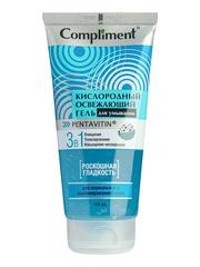 Compliment Кислородный освежающий гель для умывания 3 в 1 для нормальной и комбинированной кожи