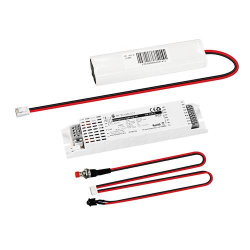 Блок аварийного питания для низких температур VIP-COLD TM Technologie