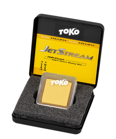 Картинка ускоритель Toko JetStream желтый 0°/-4°С, 30 гр.  - 1