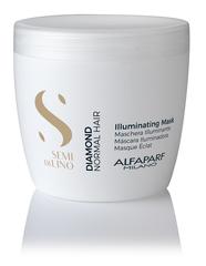 Маска для нормальных волос, придающая блеск SDL DIAMOND ILLUMINATING MASK, 500 мл