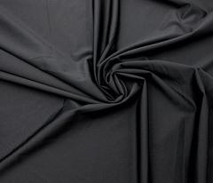 Микрофибра с коллагеном, черная (плотность 120 г/м2)