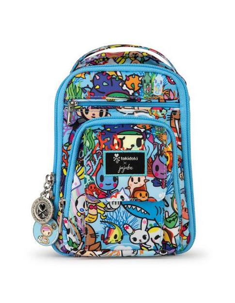 Детский рюкзак Mini Be BRB JuJuBe Sea Amo 2.0