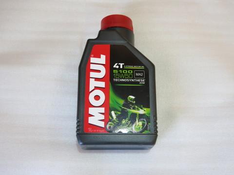 Масло моторное Motul 5100 4T 15W-50 1L