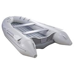 Надувная ПВХ-лодка BADGER Air Line 360, Серый