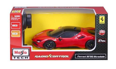 Maşın Ferrari 1:24 radio idarə 81509