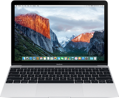 Apple Macbook 12 Retina Mid 2017, Intel Core M3 1,2GHz, 8Gb, 256Gb SSD MNYH2 (Silver, Серебристый)