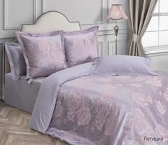 Жаккардовое постельное бельё 1,5 спальное, Летиция