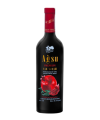 "Гранатовое вино ""Агсу""  750 мл"