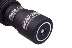 Налобный фонарь Armytek Tiara C1 Pro XP-L Magnet USB (теплый свет) + 18350 Li-Ion