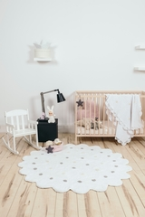 Ковер Lorena Canals Little Bisсuit White (140D)