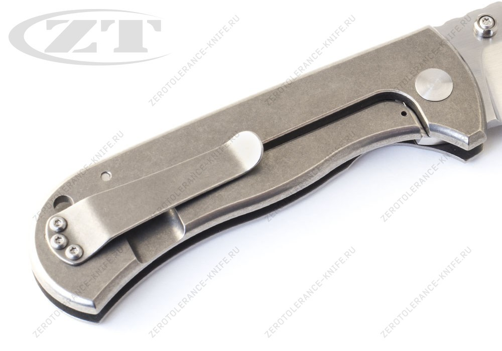 Нож Les George Talos Texas Ranger - фотография