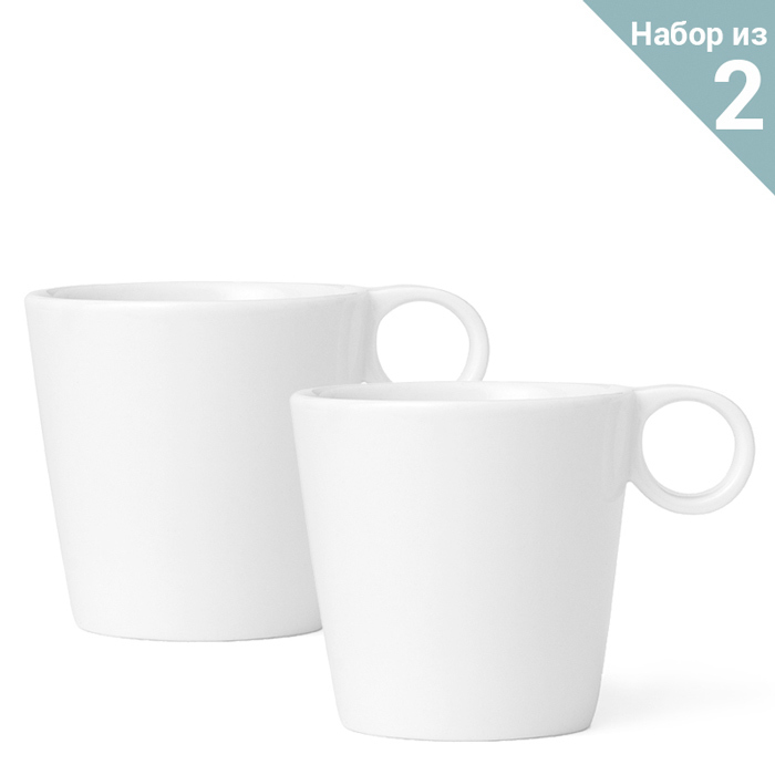 "Чайная чашка Viva Scandinavia ""Jaimi"" 200 мл, 2 шт."