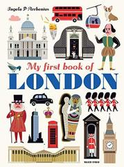 My First Book of London  (HB)