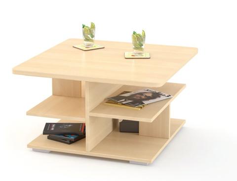 Практичный и оригинальный журнальный стол