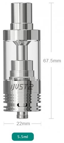 Клиромайзер Eleaf iJust 2 (5,5 мл)