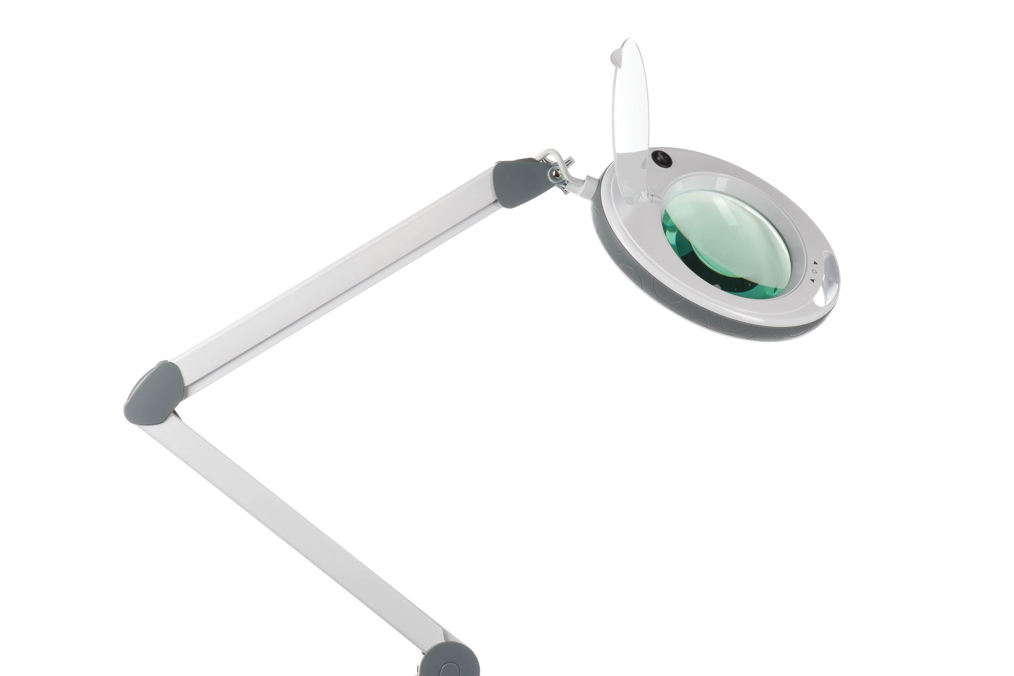 Лампа-лупа бестеневая АтисМед ЛЛ на штативе