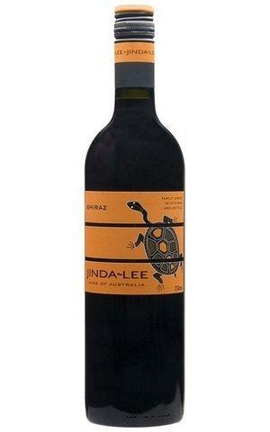 Вино Джинда-Ли Шираз столовое красное п/сух. 0,75 л, 13,5% Австралия