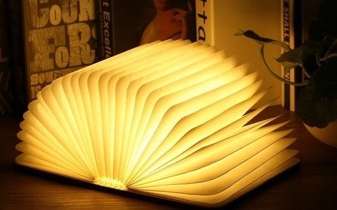 Ночник светящаяся книга