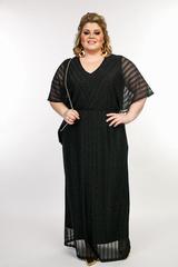Нарядное платье в пол СНБ357-3