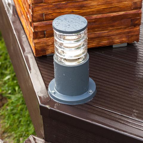 Ландшафтный светильник IP54 1508 TECHNO серый