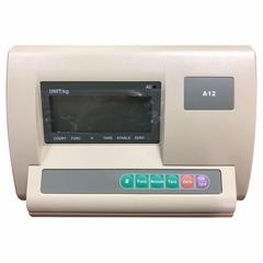 Весы платформенные ГАРАНТ ВПН-1000М, 1000кг, 500гр, 1000*1000, без стойки, выносной дисплей
