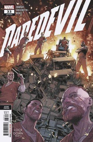 Daredevil Vol 6 #33 Cover C