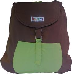 Рюкзак для подгузников Babyidea 24-Hour Diaper Bag, размер I, Коричневый