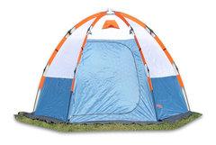 Палатка для зимней рыбалки Maverick Ice 3 blue