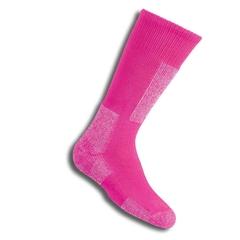 Термоноски горнолыжные детские Thorlo KS Pink/White